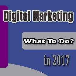 SEO & digital marketing 2017